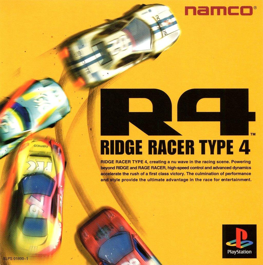 The Music Of: Ridge Racer Type 4